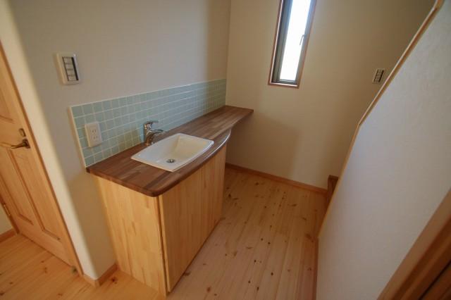 s-古材活用 自然素材の家 (5)