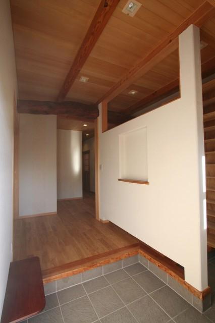s-古材活用 自然素材の家 (3)