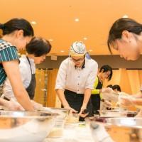 「手作り味噌教室」